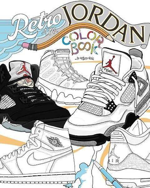 Retro Air Jordan: Shoes: A Detailed
