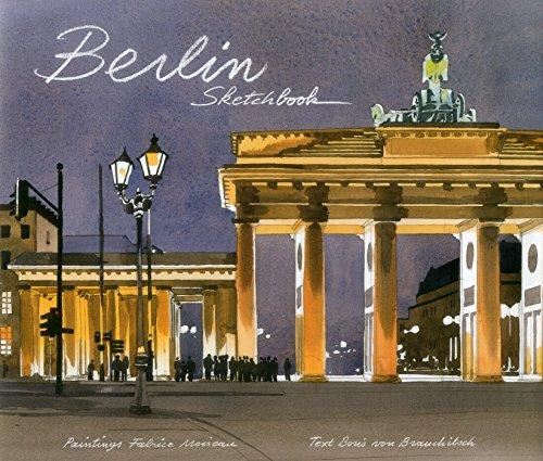 Berlin Sketchbook (Sketchbooks) por Fabrice Moireau