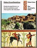 Das etruskische Italien - Kunst - Reiseführer - Robert Hess, Elfriede Paschinger