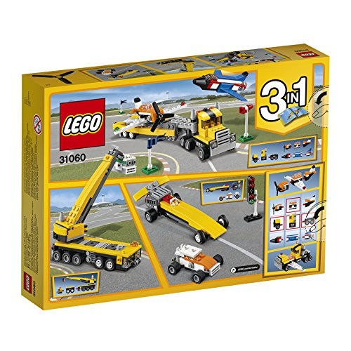 Lego Creator 3 in 1 Gioco Costruzioni CAMPIONI DI ACROBAZIE 31060 Età 7-12