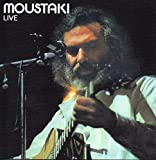 Georges MOUSTAKI - Live (Bobino 75) (1975) - Mini LP REPLICA CARD SLEEVE - Pochette Cartonnée - 24-track - CD