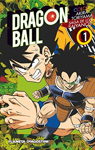 Dragon Ball Color Saiyan nº 01/03 (Manga Shonen)