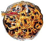 Pitta 'Mpigliata con Uvetta Dolce Tipico Calabrese 500gr - Cosentino Introvabile