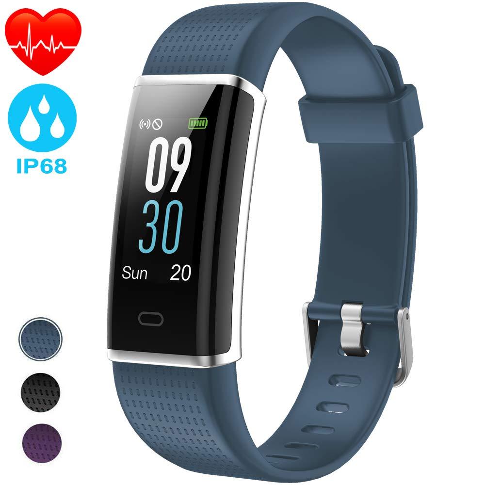 NAIXUES Smartwatch, Reloj Inteligente para Mujer, Reloj Deportivo Impermeable IP67 con Monitor de Sueño Pulsómetro… 1