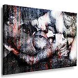 Bilder Kunstdrucke / Boikal / Leinwand Bild mit Keilrahmen Akt Erotik Sexy Girl 100x70 cm xxl.642