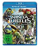 Teenage Mutant Ninja Turtles - Out of the Shadows  (+ Blu-ray 2D) -
