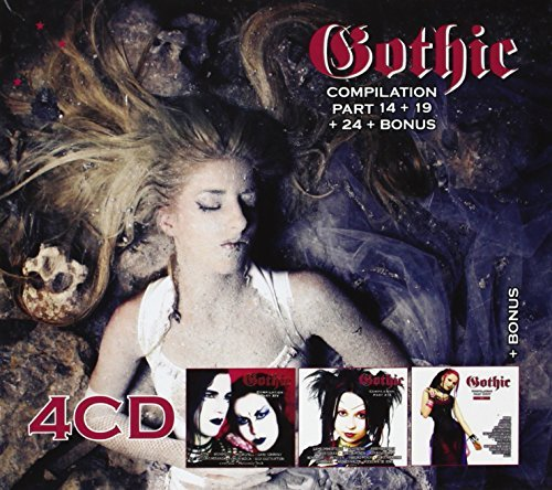 Gothic Compilation 14+19+24 by Various