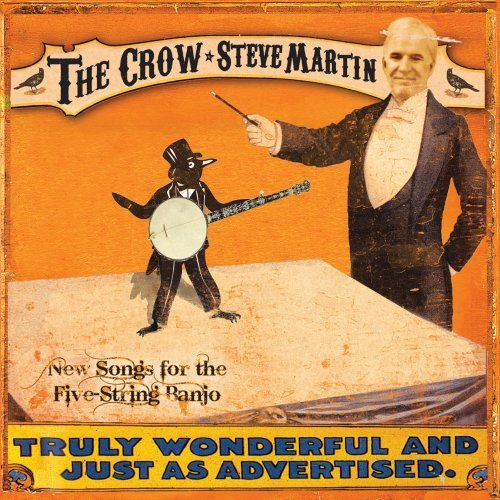 The Crow: New Songs for the 5-String Banjo