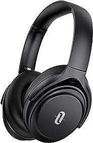 Active Noise Cancelling Headphones, TaoTronics Bluetooth Headphones Over Ear Wireless Headphones 40H Playtime aptX Type-C Fa