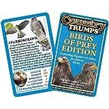 Country Trumps Birds Of Prey Edition