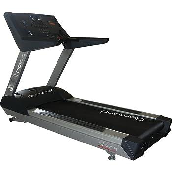 Jk Fitness D 90 Tapis Roulant Professionale