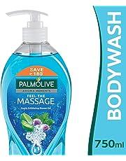 Palmolive Feel the Massage Shower Gel, 750ml