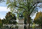 Invalidenfriedhof Berlin (Tischkalender 2015 DIN A5 quer): Der historische Friedhof in Berlin-Mitte (Monatskalender, 14 Seiten) (CALVENDO Glaube) - Jürgen Moers