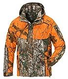 Pinewood Herren Retriever Camouflage Jacke, Realtree Xtra Camou/Realtree AP Blaze HD, S