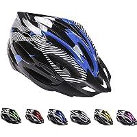 Deyiis Fahrradhelm, Mountainbike Fahrradhelme Erwachsene Fahrradhelm Verstellbar Radhelm mit Abnehmbarem Visier MTB City…