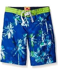 Tommy Bahama Boys' Palm Tree Swim Trunks