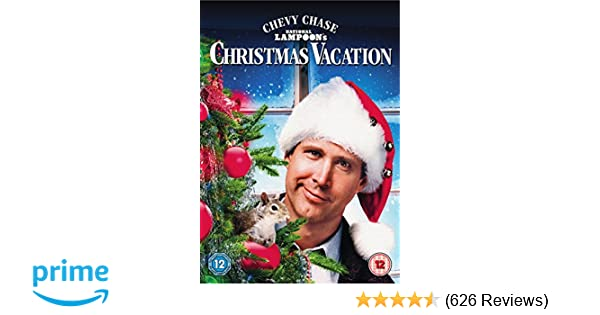 National Lampoons Christmas Vacation Dvd 1989 Amazoncouk