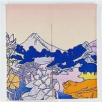 Signor Fantasy stile giapponese cotone lino Porta Porta Noren Tenda