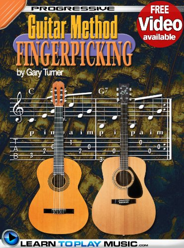 Fingerstyle Guitar Lessons for Beginners: Teach Yourself How to Play Guitar (Free Video Available