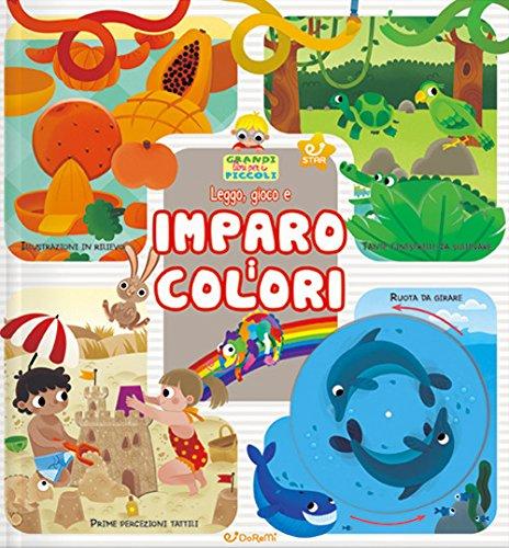 Leggo, gioco e imparo i colori