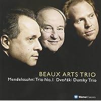 """Dvorak : Piano Trio No 4, """"Dumky"""" & Mendelssohn : Piano Trio No 1"""