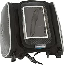 Generic Imported Bicycle Handlebar Mount Holder Front Frame Pannier Saddle Bag For Phone