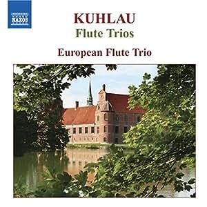 Kuhlau - Flute Trios