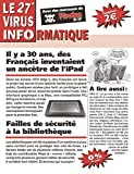 Le 27e Virus Informatique (Le Virus Informatique) (French Edition)