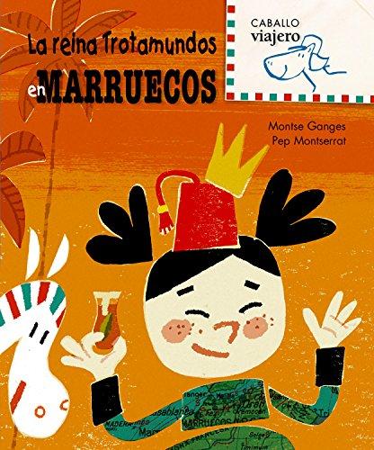 La Reina Trotamundos en Marruecos Cover Image
