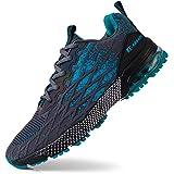 Scarpe da Ginnastica Uomo Scarpe Running Sportive Air Sneakers Basse per Corsa Basket Sport Outdoor Fitness Palestra