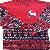Vin beauty Donne Felpa T shirt natalizie L