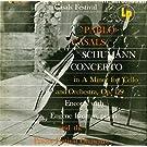 Schumann:Cello Concerto&Shos [