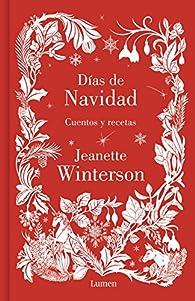 Días de navidad par Jeanette Winterson