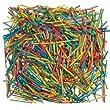 Matchsticks Coloured Assorted 1000 Pk