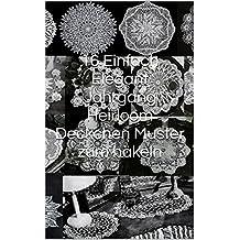 Suchergebnis Auf Amazonde Für Deckchen Häkeln Bücher