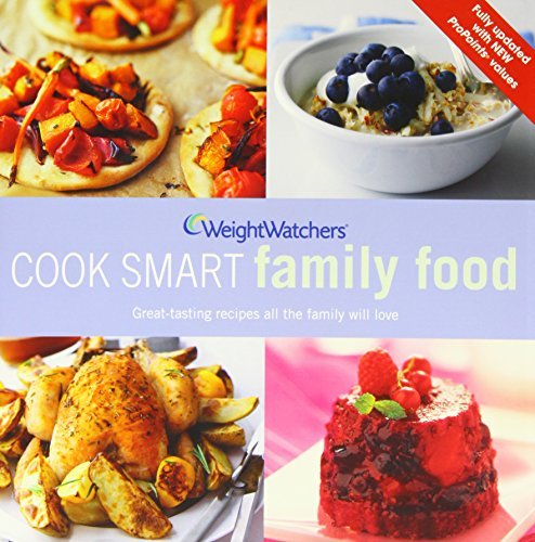 Weight Watchers Cook Smart Family Food by Weight Watchers (2011-09-01)