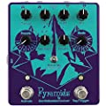 Earthquaker Pyramids Stereo Flanging Device FX Pedal