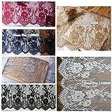 Lace Crafts - 3 m/Lot 6 Farben klassisches Design Nylon