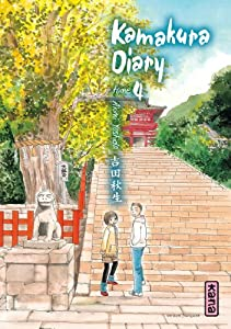 Kamakura Diary Edition simple Tome 4