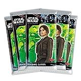 Topps - Star Wars Rogue One Movie 5x Booster Sammelkarten - Deutsche Ausgabe