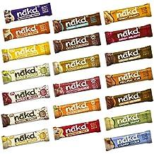 Nakd Mixed Case Selections (Choisissez votre favori (20 barres))