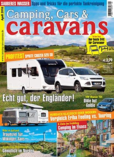 Camping, Cars & Caravans [Abonnement jeweils 12 Ausgaben jedes Jahr]
