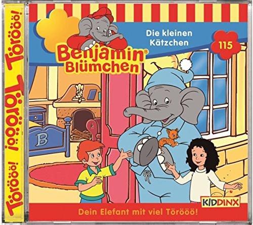 Price comparison product image Die Kleinen Kätzchen Folge 115