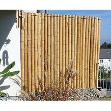 Cana de bambu - Jardineras con bambu ...