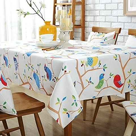 BEEST-Mode Tuch pastoralen Stil Tischdecke Kissen Nachttisch tuch Buch cover