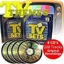Mastermix Classic Cuts Presents TV Sets 2 x Double CDs - Themes From 70s 80s 90s & 00s