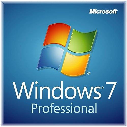 Windows 7 Professional ESD Key Lifetime / Fattura / Consegna Immediata / Licenza Elettronica / Per 1 Dispositivo