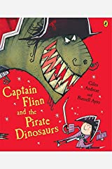 Captain Flinn and the Pirate Dinosaurs (Picture Puffin) Paperback