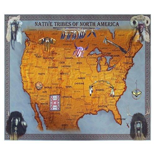 N.N. Poster - Indianervölker Nordamerikas