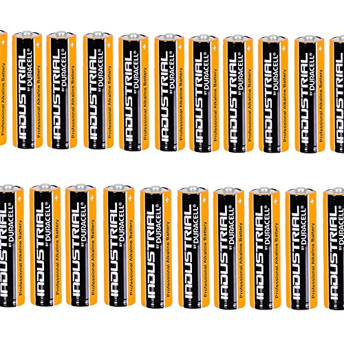 DURACELL 100X Pack Procell Industrial AAA MN2400 Alkaline Batteries LR04 Battery Replacement